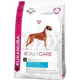 Eukanuba Dog  DC Sensitive Joints 12,5kg + pelech (do vyprodání)