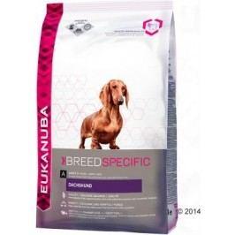 Eukanuba Dog Breed N. Dachshund Jezevčík 2,5kg