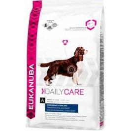 Eukanuba Dog  DC Overweight Sterilized 12,5kg + pelech (do vyprodání)