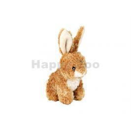 Hračka TRIXIE plyš - králíček sedící 15cm
