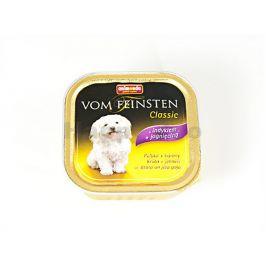 Paštika VOM FEINSTEN Classic krůtí a jehněčí 150g (pes)