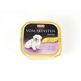 Paštika VOM FEINSTEN Junior drůběží 150g (pes)