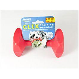 Hračka KONG - CLIX Dumbell činka plovoucí (S)