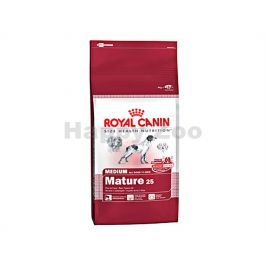ROYAL CANIN Medium Adult +7 4kg