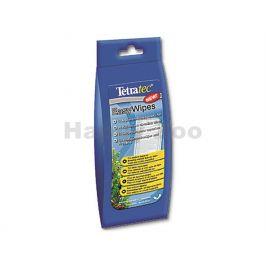 TETRA Easy Wipes - čistící ubrousky na akvária proti vodnímu kam