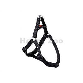 Postroj FLAMINGO Art Sportiv Plus D-ring černý (S) 25-45x1,5cm