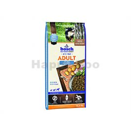 BOSCH Adult Fish and Potato 15kg