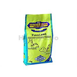 WINNER PLUS Salmon and Rice 3kg