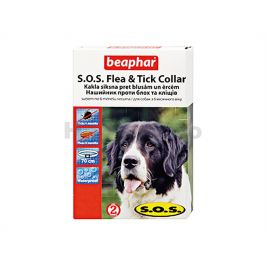 Antiparazitní obojek BEAPHAR S.O.S. pro psy 65cm