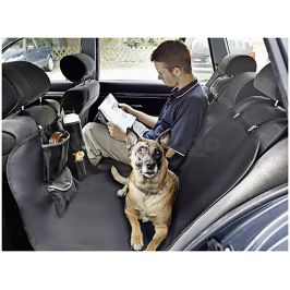 Přehoz FLAMINGO Car Star na sedadlo do auta (s integrovanými kap