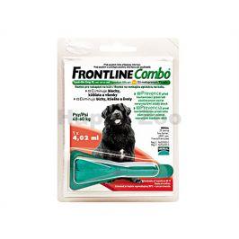 FRONTLINE Combo Spot-on Dog (XL) 1x4,02ml (pro psy 40-60kg)