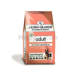 ARDEN GRANGE Dog Adult Salmon 6kg