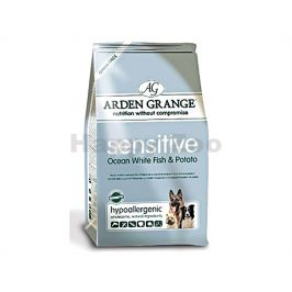 ARDEN GRANGE Dog Sensitive Ocean Fish and Potato 12kg
