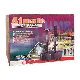 Venkovní fontánové čerpadlo ATMAN PH-3000 (54W, 2800l/h, max. vý