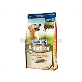 HAPPY DOG NaturCroq Rind and Rice 15kg
