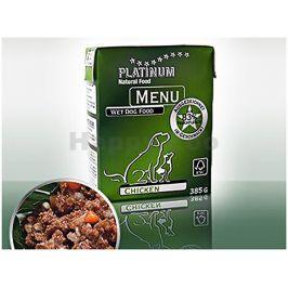 Konzerva PLATINUM Menu Chicken 375g