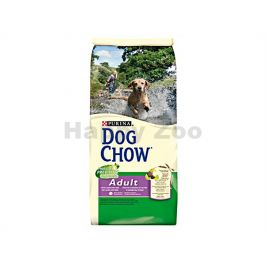 PURINA Dog Chow Adult Lamb and Rice 14kg