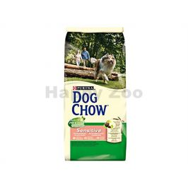 PURINA Dog Chow Adult Sensitive Salmon and Rice 14kg