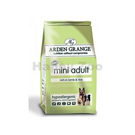 ARDEN GRANGE Dog Adult Mini Lamb 6kg