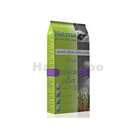 NATIVIA Senior and Light 3kg