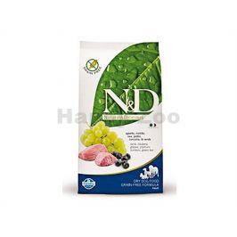 N&D Grain Free Prime Dog Adult Medium/Maxi Lamb & Blueberry 2,5k