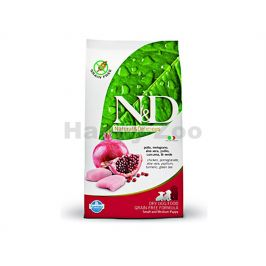 N&D Grain Free Dog Puppy Small/Medium Chicken & Pomegranate 800g