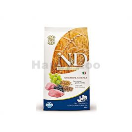 N&D Low Grain Dog Adult Medium/Maxi Lamb & Blueberry 2,5kg
