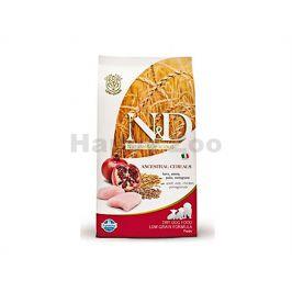 N&D Low Grain Dog Puppy Medium/Maxi Chicken & Pomegranate 2,5kg