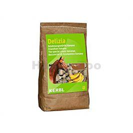 KETRIS Delizia banán pochoutka pro koně 1kg