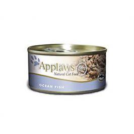 Konzerva APPLAWS Cat - mořské ryby 70g