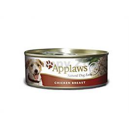 Konzerva APPLAWS Dog - kuřecí prsa 156g