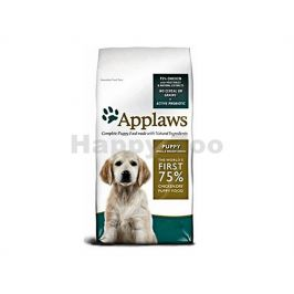 APPLAWS Dog Puppy Small & Medium Breed Chicken 7,5kg