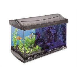 Akvarijní set TETRA Aqua Art LED šedý 60l (57x25x35cm)