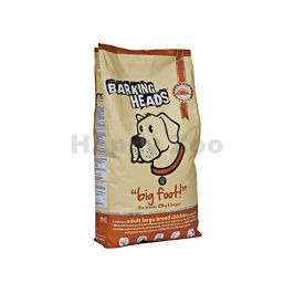 BARKING HEADS New Bowl Lickin' Chicken (Large Breed) 12kg