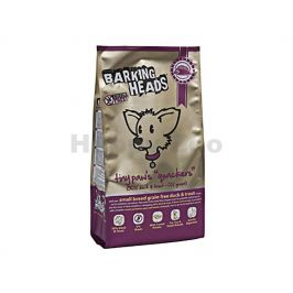 BARKING HEADS New Doggylicious Duck (Small Breed) 1,5kg