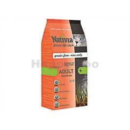 NATIVIA Cat Adult Salmon & Rice Active 1,5kg