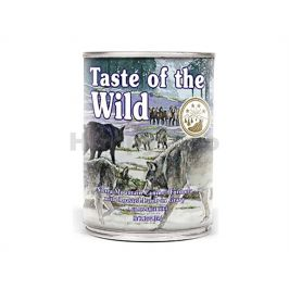 Konzerva TASTE OF THE WILD Canine Sierra Mountain 375g