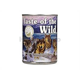 Konzerva TASTE OF THE WILD Canine Wetlands 375g