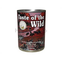 Konzerva TASTE OF THE WILD Canine Southwest Canyon 375g