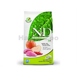 N&D Grain Free Prime Dog Adult Mini Boar & Apple 2,5kg