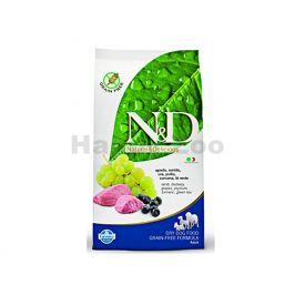 N&D Grain Free Prime Dog Adult Mini Lamb & Blueberry 2,5kg