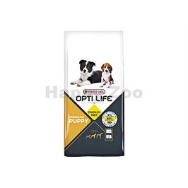 V-L OPTI LIFE Puppy Medium 12,5kg