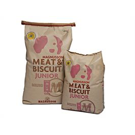 MAGNUSSON Meat & Biscuit Junior 4,5kg