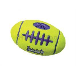 Hračka KONG Air tenis - rugby míč (S) 8x4,5cm