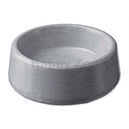 Betonová miska BE-MI kulatá (1l) 21cm