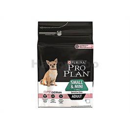 PRO PLAN Dog Small & Mini Adult Sensitive Skin 7kg