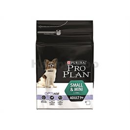 PRO PLAN Dog Small & Mini Adult 9+ 7kg