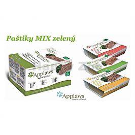 Multipack paštika APPLAWS Cat - Green 7x100g