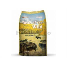 TASTE OF THE WILD Canine High Prairie 12,2kg