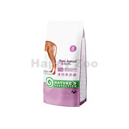 NATURE´S PROTECTION Dog Junior Maxi 4kg